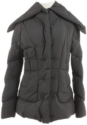 Max Mara Black Polyester Jackets