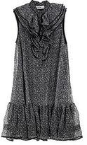 Liberty Mini Ruffle Dress