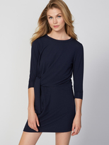 525 America Side Tie Dress