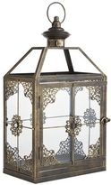 Pier 1 Imports Jewel Square Lantern - Black Narrow