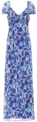 Diane von Furstenberg Chevelle printed maxi dress