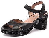 Miz Mooz New Candy Mm Black Womens Shoes Casual Sandals Heeled
