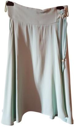 Elisabetta Franchi Navy Skirt for Women
