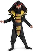 Disguise Toddler Cobra Ninja Costume Small (6-8)