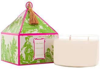 Seda France Citron du Sud Classic Toile 3-Wick Candle