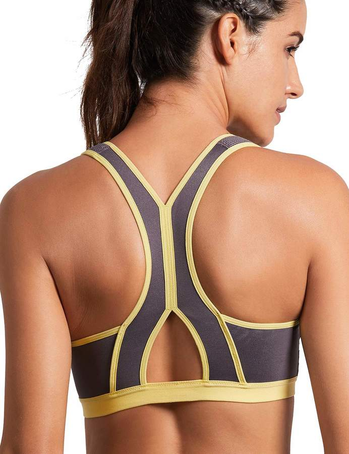 a72273a9a Padded Sports Bra High Impact - ShopStyle Canada