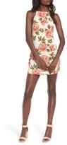 Show Me Your Mumu Women's Traveler Minidress