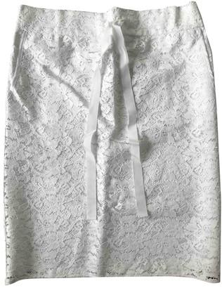 Maison Margiela White Skirt for Women