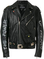 Balenciaga Bal Personalized Jacket