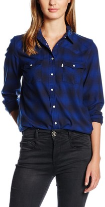 Levi's Women's Regular Fit Long Sleeve Shirt
