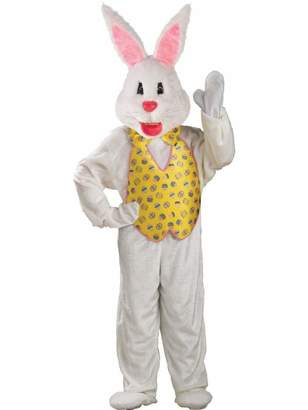 Rubie's Costume Co Costume Adult Deluxe Bunny with Mascot Head