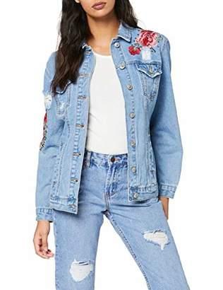 New Look Women's Sara Denim Jacket,UK (38 EU)