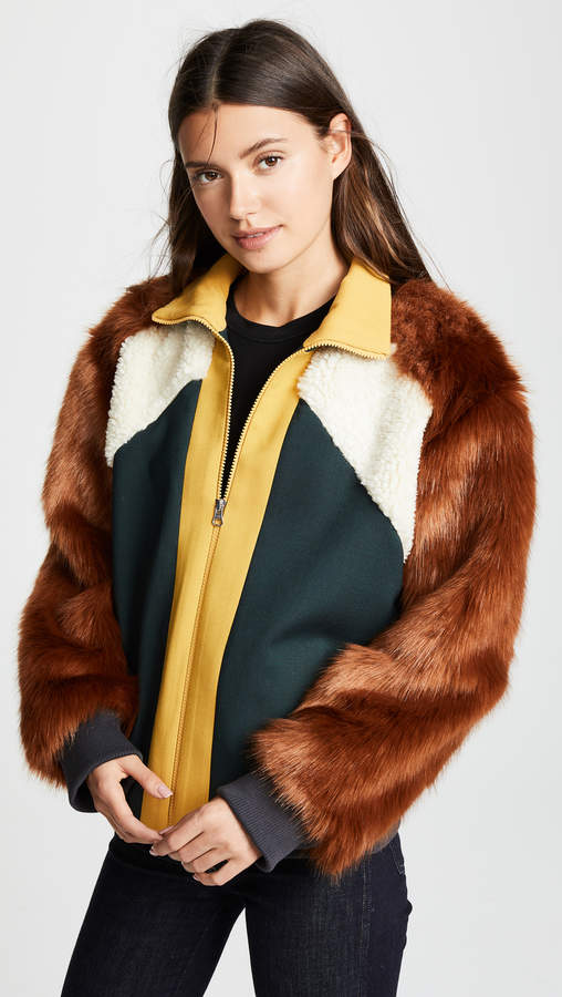 Sea Wool Tradition Combo Jacket