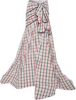 Rosie Assoulin Tri-Tie Skirt