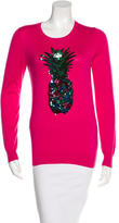 Markus Lupfer Pineapple Knit Sweater