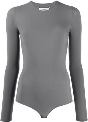 Maison Margiela Long-Sleeve Bodysuit