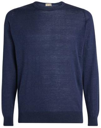 John Smedley Knit Lightweight Sweater