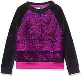Desigual Girl's Sweat_EPICURO Sweatshirt,(Manufacturer size: 11/12)