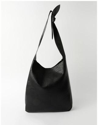 Miss Shop Tie Hobo Bag