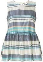 Semi-Couture Semicouture sleeveless striped vest