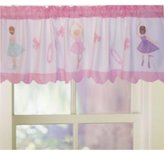 Pem America Ballet Lessons Window Valance