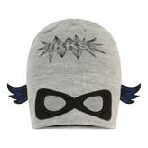 Ikks IKKSBoys Grey Knitted Mask Hat