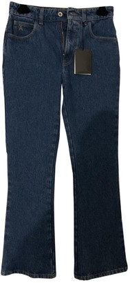 ATTICO Blue Denim - Jeans Jeans