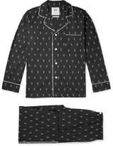 Sleepy Jones - Lowell Printed Cotton Pyjama Set