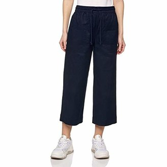 Benetton Women's Pantalone Trouser