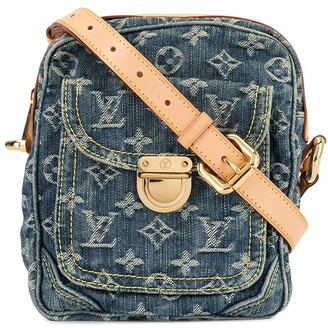 Louis Vuitton Pre-Owned Monogrammed Camera Bag