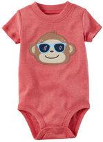 Carter's Monkey Bodysuit