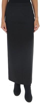 Maison Margiela Maxi Slit Skirt