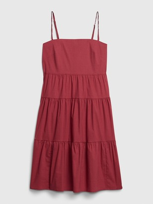 Gap Tiered Cami Dress