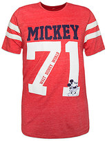 Disney Mickey Mouse ''71'' Jersey T-Shirt for Adults - Walt World