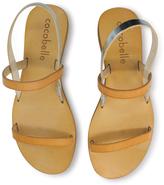 Cocobelle Natural Naples Leather Sandal