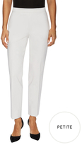 Lafayette 148 New York Bleecker Cotton Cropped Pant