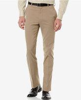 Perry Ellis Men's Very Slim Solid Iridescent Twill Pants