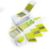 FOR THE CHEF For The Chef All In 1 Chopper With Interchangeable Blades Food Chopper
