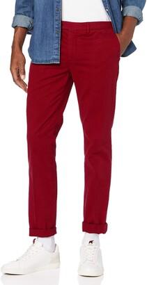 Hackett London Men's Core Kensington Straight Jeans