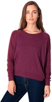American Apparel Tri-Blend Light Weight Raglan Pullover