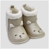 Just One You made by carter Baby Girls' Kitty Boot - Just One You Made by Carter's® Ivory 2