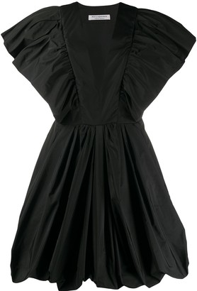 Philosophy di Lorenzo Serafini Oversized Ruffle Mini Dress