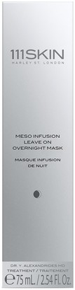 111SKIN Meso Infusion Leave On Overnight Mask 75ml