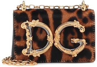 Dolce & Gabbana Amore Mini crossbody bag