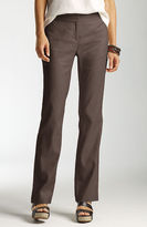 J. Jill Linen & cotton stretch full-leg trousers