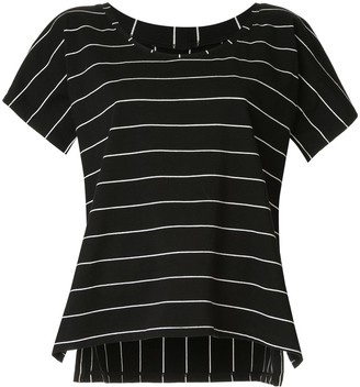 Taylor Derive striped T-shirt
