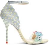 Sophia Webster Lilico sequin-embellished leather sandals