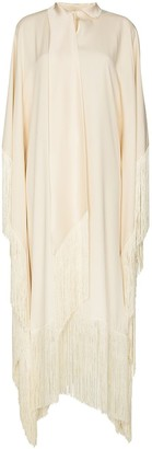 Taller Marmo Mrs Ross fringed maxi dress