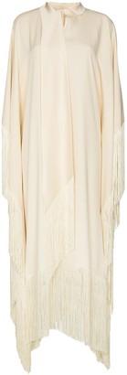 Taller Marmo Mrs Ross fringed maxi dress