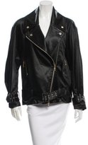 Jason Wu Belted Biker Jacket